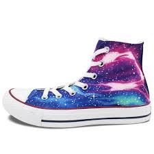 Galaxy Design Shoes Amazon Com Wen Original Design Hand Painted Shoes Colorful