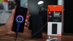 <b>Xiaomi Mi Power Bank</b> 2i 20000 mAh - 18W output and input <b>fast</b> ...