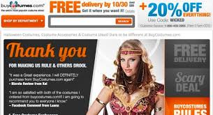 Started In 1999 And Owned By Liberty Media, BuyCostumes Offers A Huge  Selection Of Halloween Costumes And Accessories. It Caters To The Needs Of  Both Adults ...