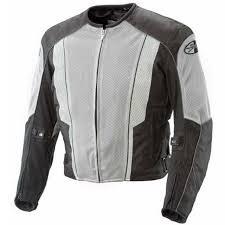 new joe rocket phoenix 5 0 mesh jacket gray black large tall