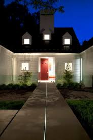 Outdoor led lighting ideas Exterior Chrisleehomeswhiteoutdoorledlighting Deavitanet 20 Led Lighting Ideas For Your Home Christopher Lee Company Fine