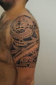тату в стиле полинезия фото и эскизы татуировок салона Newstream