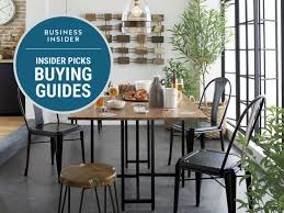 best dining table crate barrel business insider