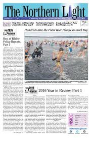The Northern Light_january 4 2017 By Point Roberts Press