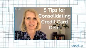 A general way to get out of credit card debt is to pay more than the minimum for your card each month. How To Get Debt Relief Faster What Consolidated Credit Does Youtube