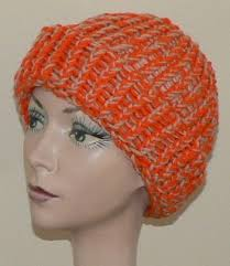 Knifty Knitter Patterns Cool Head Huggers Knit Pattern Knifty Knitter Caps