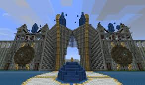 minecraft gate. Beautiful Minecraft Big City  Gate Screenshots Show Your Creation Minecraft Forum  In Gate