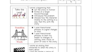 Throwback Week: Student Self-Assessment: Introducing The Writing ...