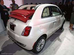 new car launches by fiatTop 10 Fiat 500 Special Editions  Autobytelcom
