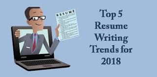 Top 5 Resume Trends For 2018 | College