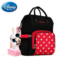 <b>Disney</b> Water-proof <b>USB Heating Diaper</b> Bag Toddler Mommy ...