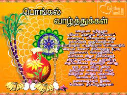 Happy pongal wishes ...