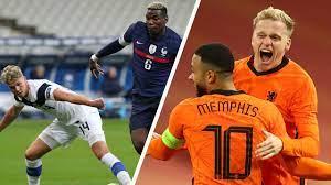 ฝรั่งเศสพ่ายฟินแลนด์คาบ้าน ดัตช์ไล่เจ๊าสเปน สรุปผลบอลทีมชาติ