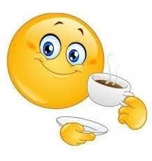 """Создать мем """"смайлик с кофе ием, начни свой день, начинай свой день"""" -  Картинки - Meme-arsenal.com"""