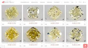 Yellow Diamond Vs White Diamond Yellow Diamond Vs Yellow Sapphire A Quick Guide Jewelry Guide