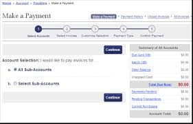 Make Invoices Online Account Payables Help Support Elliott Electric Supply