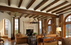 Country Living Rooms Custom Decorating