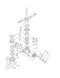 Inglis undercounter dishwasher parts model ipu25364 sears partsdirect
