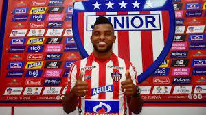 Miguel Borja will continue in Junior