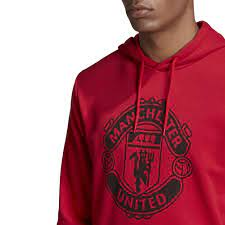 Manchester United Hoodie (Adidas) FR3845