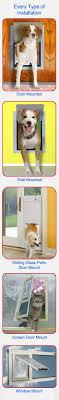 the world s best pet door by high tech pet