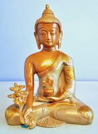 Medicijn Boeddha Beeld Brons 20 Cm Boeddha Beelden Boeddha En Brons