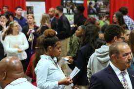 Career fairs for teens