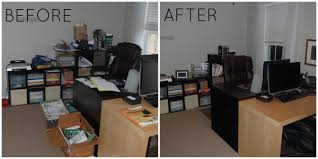 organize home office. how to organize a home office