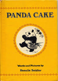 Panda Cake Rosalie Seidler Amazon Books