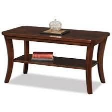 cherry coffee table. Leick Boa Coffee Table In Chocolate Cherry .