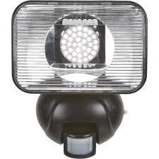 Amazoncom MAXSA Innovations 40218 MotionActivated Dual Head LED Solar Security Flood Light