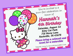 doc hello kitty invitation card printable pretty hello kitty birthday invitations invitations templates hello kitty invitation card printable