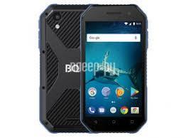 <b>Сотовый телефон BQ 4077</b> Shark Mini Black-Blue
