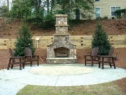 patio fireplace kits circular outdoor fireplace outside fireplace kits outdoor circular fireplace outdoor stone fireplace kits