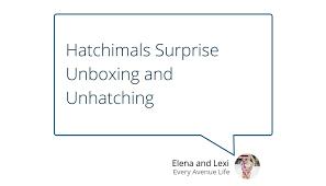 Hacthimalssurprise Hashtag On Twitter
