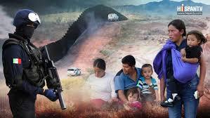 Resultado de imagem para REFUGIADOS DA AMERICA LATINA PARA EUA FRONTEIRA MEXICO