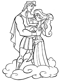 Small Picture DISNEY COLORING PAGES Who remembers the gorgeous Meg and