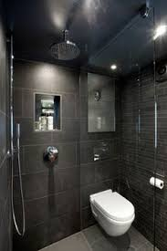 Small Picture This stylish wet room is for the smaller bathroom ideas