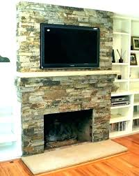 stone veneer over brick fireplace faux brick fireplace awesome faux brick fireplace faux stone panels over