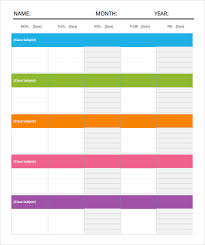 Itinerary Travel Template Sample Daily Itinerary 7 Documents In Pdf Word Excel