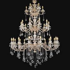 extra large chandelier. Spider Chandelier Antler Extra Large Chandeliers Hotel Hall Candelabra Restaurant Gold Crystal Drops E
