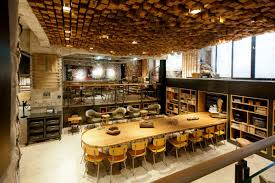 ... Home Decor, Comfortable Coffeeshop Design Wooden Tools White Carpet  Wooden Floor Finding The Right Unique ...