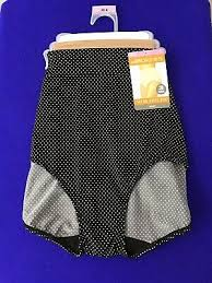 Blissful Benefits No Muffin Top Size Chart Briefs 2 Pack Warners No Muffin Top Stretch Cotton Sz