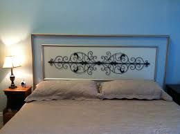 Amazing Diy Headboard Ideas For King Size Beds To Design Your Decorating