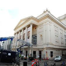 royal opera house office photos