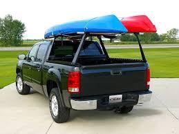 TracRac G2 Truck Rack With Kayak Mounts Saris Two Bike Trunk Rack