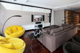 Cool Apartment Interior Design by Geometrix Design Modern Design Ideas