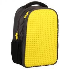 Желтый пиксельный <b>рюкзак Full Screen</b> Biz Backpack WY-A009 ...