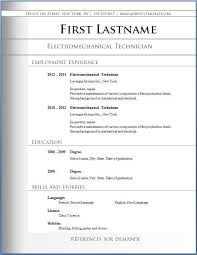 Absolutely Free Resume Templates Cool Absolutely Free Resume Templates Design Templates
