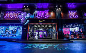 Neon lighting ...
